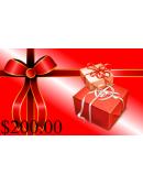 Xmas Gift Card-200