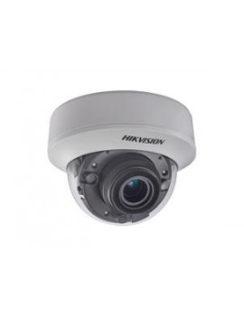 HIKVISION 3MP TVI Indoor Dome Camera, 2.8-12MM Motorized, True Wdr, Dual Voltage, Exir