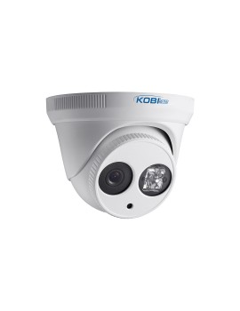 KOBI - 2MP 12Vdc, 2.8MM Fixed Lens Turret, IP66, Wdr, With Metal Base