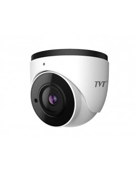 TVT 5MP Mini Eyeball H.265 IPC,20FPS,DWDR, Mic,20m IR, 2.8mm
