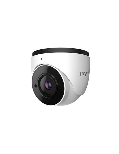 TVT 5MP Mini Eyeball H.265 IPC,20FPS,DWDR, Mic,20m IR, 2.8mm